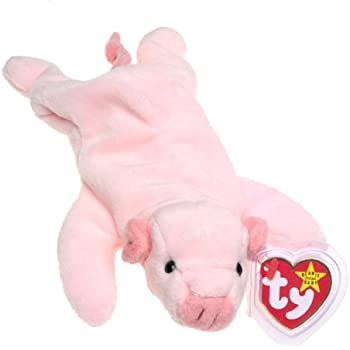 Pig Ty Beanie Babies Stubby