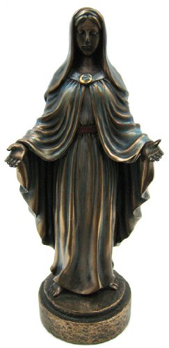The Virgin Mary Religious Catholic Figurine Decoration