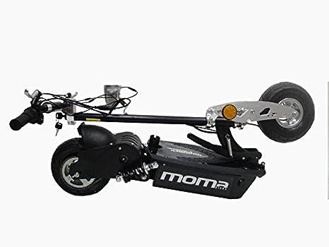Moma Bikes Patinete Electrico Plegable Urbano 1000W 10