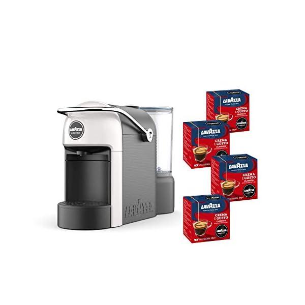Lavazza a Modo Mio, Macchina per Caffé Jolie, 10 bar, per capsule Lavazza A Modo Mio, Azzurra 1