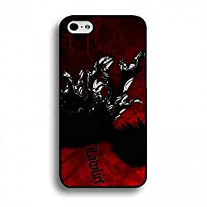 Death Note iPhone 6/iPhone 6S(4.7inch), Death Note Hard Plastic Black Cover, Death Note Phone Funda