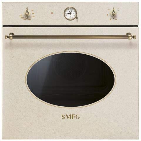 Smeg SF800AVO - Horno (Medio, Horno eléctrico, 72 L, 72 L, 250 °C ...