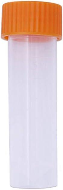 Artibetter 10 ST/ÜCKE Durchsichtige Kunststoffnadeln Aufbewahrungsr/öhrchen N/ähen Pin Container