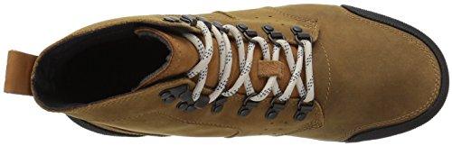 Hiker marrone alce Snow Sorel Ankeny Boots nero 6 Mid ExUTq
