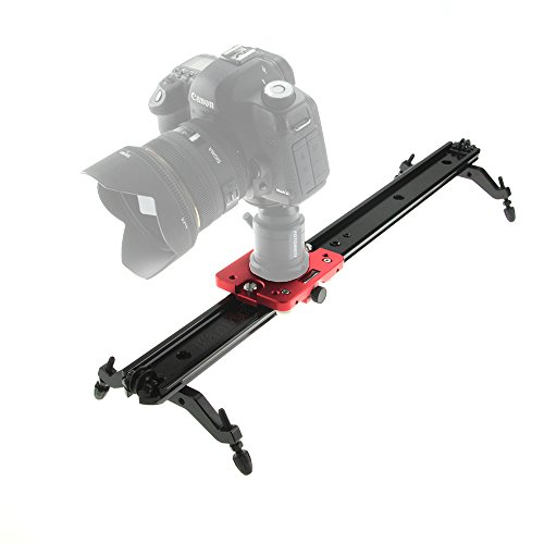 KAMERAR SLD- 470 Mark II 47'' DSLR Video Camera Slider Video Stabilizer System by Kamerar