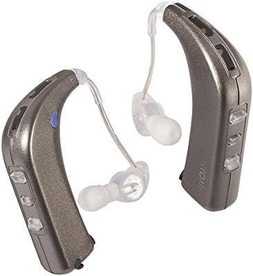b166029f407b Amazon.com  Sound World Solutions - Sidekick - Bluetooth Wireless Personal  Sound Amplifier (Two Ear Bundle