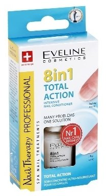 (Total Action Eveline 8 in 1 Intensive Nail Conditioner Many Problems 1 Solution)