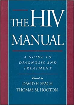 Book The HIV Manual: A Guide to Diagnosis and Treatment