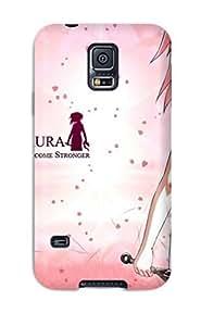 Forever Collectibles Sakura Hard Snap-on Galaxy S5 Case