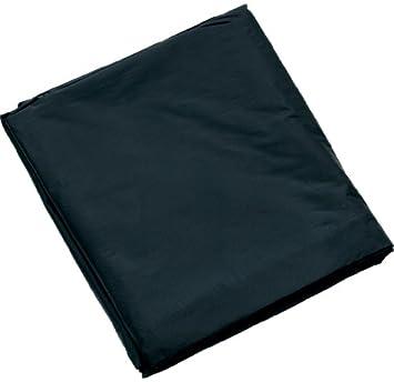 8 Feet Vinyl Pool Table Cover, Black