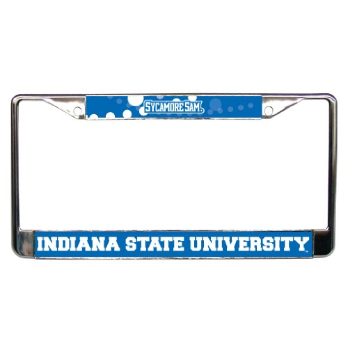 VictoryStore Indiana State University - License Plate Frame - Indiana State University
