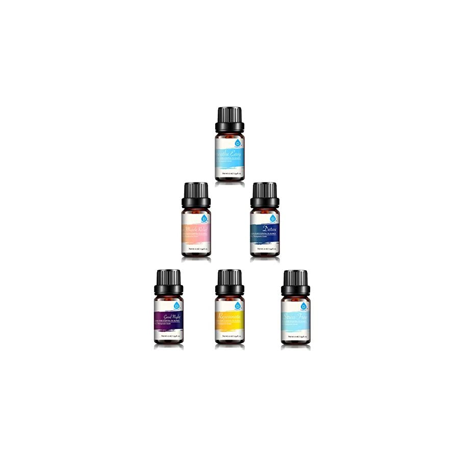Pursonic Essential Oils