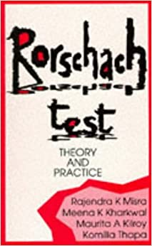 Como Descargar Un Libro Gratis Rorschach Test: Theory And Practice Epub Ingles