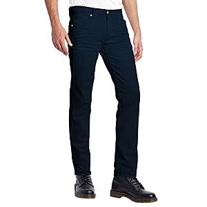 ETHANOL Mens Slim Stretch Motion Denim Jean