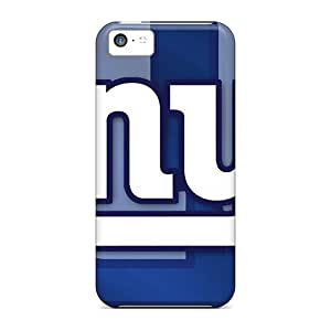 Iphone 5c Cover Case - Eco-friendly Packaging(new York Giants)