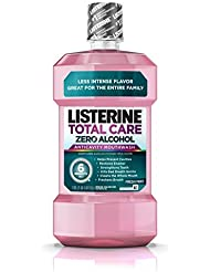 Listerine Total Care Alcohol-Free Anticavity Mouthwash...