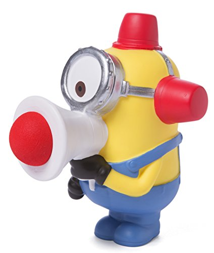 Hog Wild Minions Squeeze Poppers - Carl Toy -