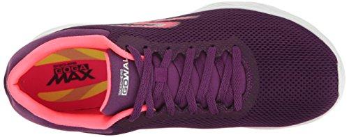 Skechers Go Walk Zip Fibra sintética Zapatos para Caminar
