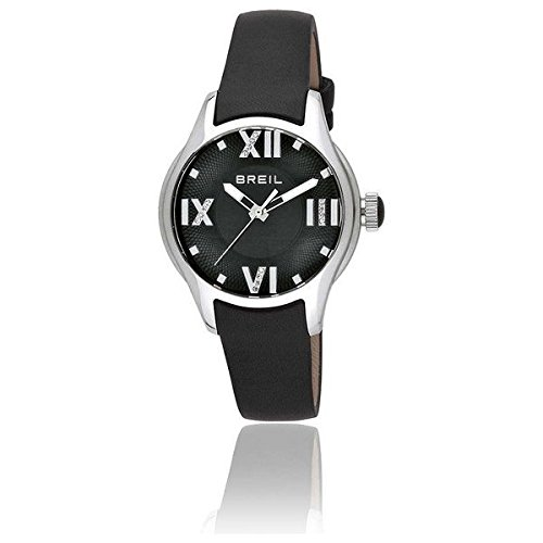 Breil Reloj analogico para Mujer de Cuarzo con Correa en Piel TW0780: Amazon.es: Relojes