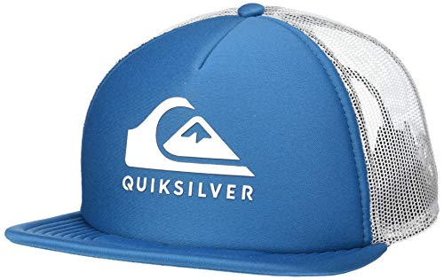 (Quiksilver Men's FOAMSLAYER HAT, f jord Blue, 1SZ)