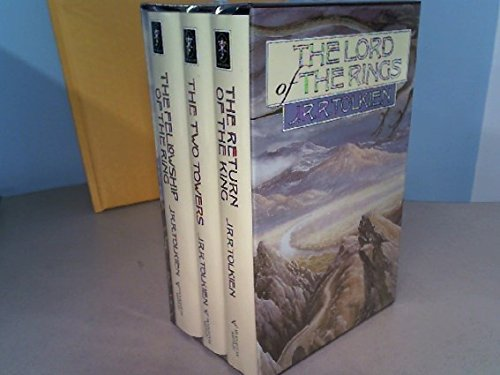 The Lord of the Rings (3 volumes in slipcase)