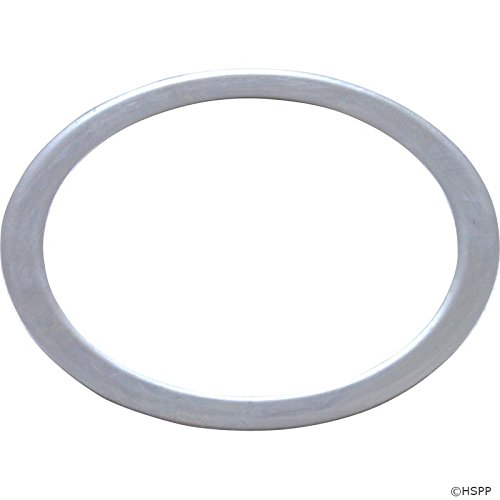 OKSLO Escutcheon,neck jet, smooth, stainless