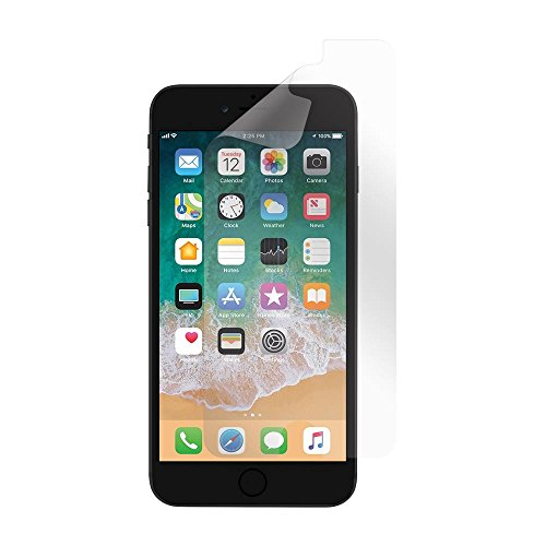 Incipio Incipio Screen Protector (iPhone 8/7/6/6s Plus Screen Protector, Incipio [Anti-Glare][Scratch Resistant] PLEX RX for iPhone 7/7s/6/6s Plus-Clear)