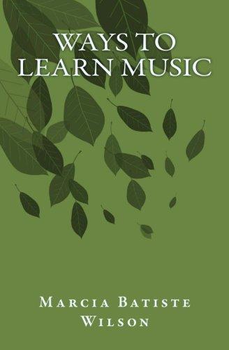 Ways To Learn Music pdf epub