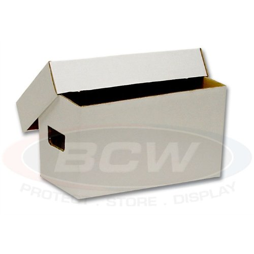 "1 Ct. BCW 45 RPM - 7"" Inch Record Storage Box"
