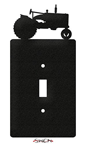 (SWEN Products TRACTOR FARMALL INTERNATIONAL Wall Plate Cover)