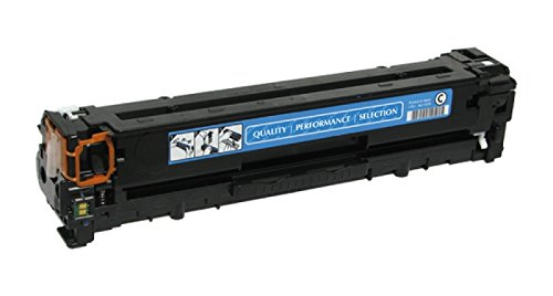 Inksters Remanufactured Toner Cartridge Replacement for HP 1215 Toner Cyan, CB541A (HP 125A) / 1979B001AA (Laserjet Cp1210 Color Hp)