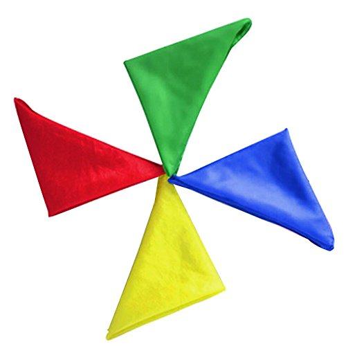 4 Color Silks - 4