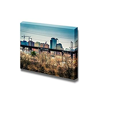Canvas Prints Wall Art - View of West Philadelphia, Pennsylvania - 24