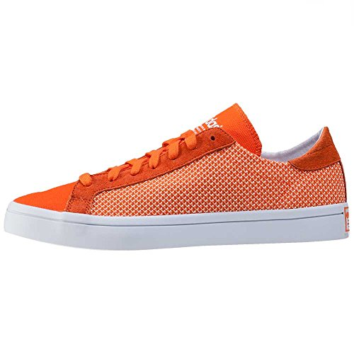 adidas CourtVantage Sneaker Herren orange / weiß