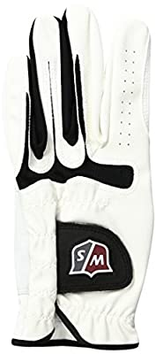 Wilson Staff Mens Grip Soft Golf Gloves Regular