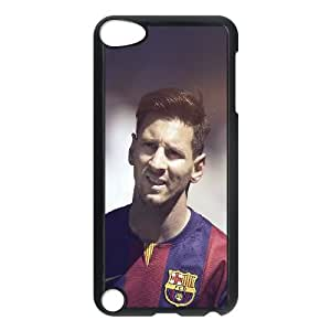 iPod Touch 5 Case Black hf60 lionel messi barca sports soccer JNR2173221
