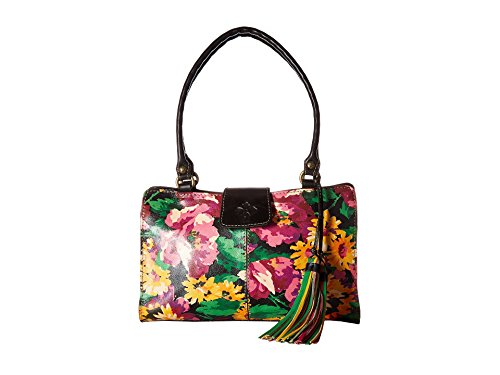 Patricia Nash Women's Rienzo Satchel Summer Evening Bloom Handbag by Patricia Nash