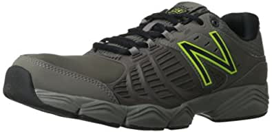 New Balance Men's MX813 Cross-Training Shoe,Grey,7 2E US
