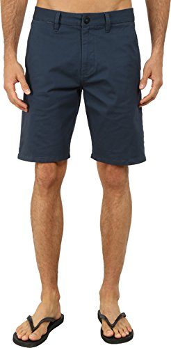Rip Curl Men's Epic Overdye Walkshorts Denim Blue Shorts 30 X 9