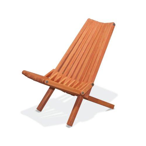 GloDea X36 No Knots Selection Lounge Chair, Buffalo Wing