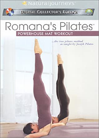 Romana's Pilates - Power House Mat Work