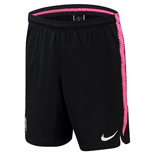 NIKE 2018-2019 PSG Squad Training Shorts (Black) - Kids -