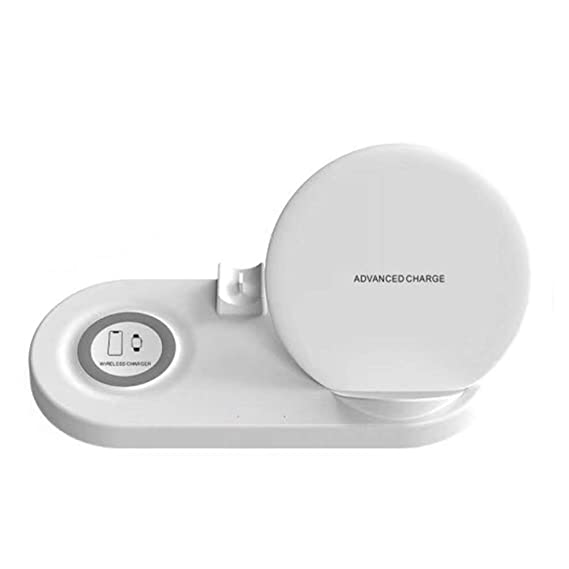 Amazon.com : JIAX Fast Wireless Charger Dock Station for ...