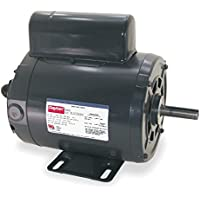 Tool Motor, 2-Shaft, 1/2hp, 1725rpm, 115/230