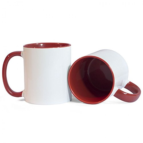 Taza de caf/é de cer/ámica de alta calidad de Polska Polonia.