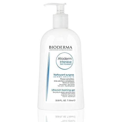 - Bioderma Atoderm Intensive Foaming Gel Body Wash for Very Dry Skin