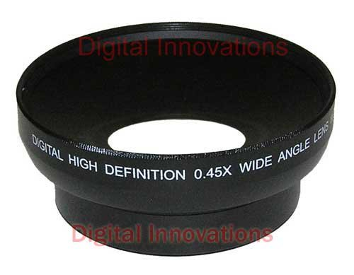 67MM 0.45X WIDE ANGLE LENS / MACRO FOR NIKKOR 18-70MM