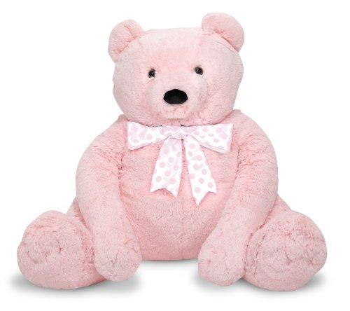 Melissa Doug Jumbo Stuffed Animal