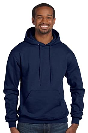 Amazon.com: Champion Double Dry Action Fleece Pullover Hood: Clothing