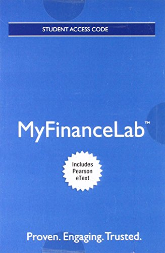 MyLab Finance with Pearson eText — Access Card — for Financial Management: Principles and Applications